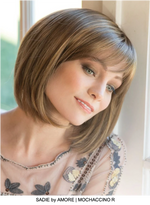 Sadie Synthetic Wig (Mono Top) | DISCONTINUED
