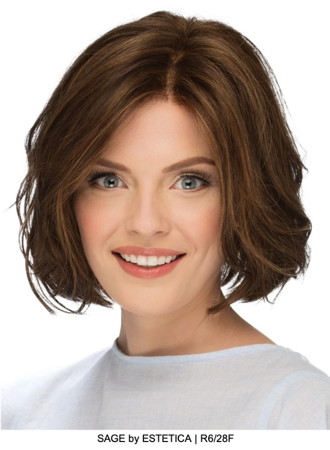 Sage Synthetic Lace Front Wig