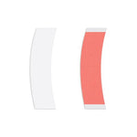 Sensi-Tak C Contour Tape Strips by Walker Tape Co