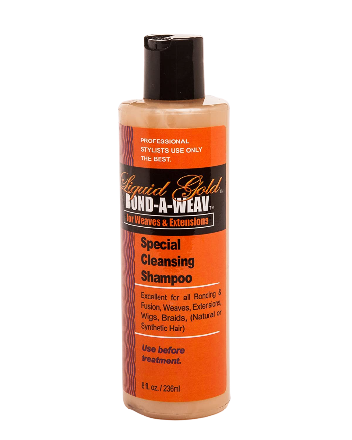 Liquid Gold Bond A Weav Special Cleansing Shampoo 8 oz / 236ml