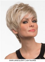 Shari Large Synthetic Wig (Basic Cap)