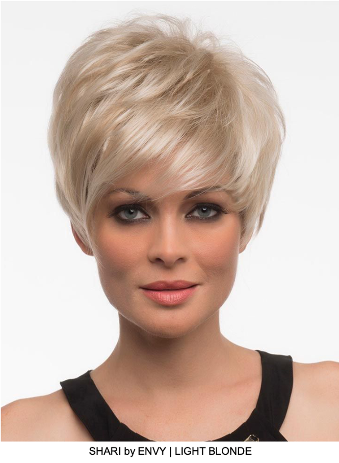 Shari Synthetic Wig (Basic Cap)