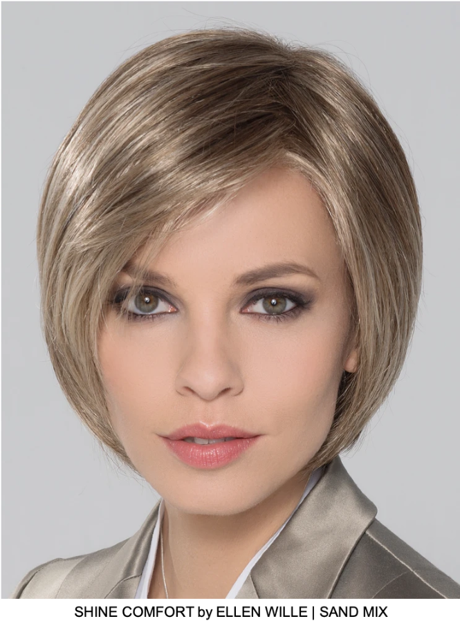 Shine Comfort Synthetic Lace Front Wig (HT)