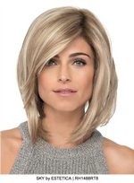 Sky Synthetic Lace Front Wig (Basic Cap)
