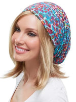 Softie Boho Beanie by Jon Renau Animal Print