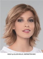 Sole European Remy Human Hair Wig