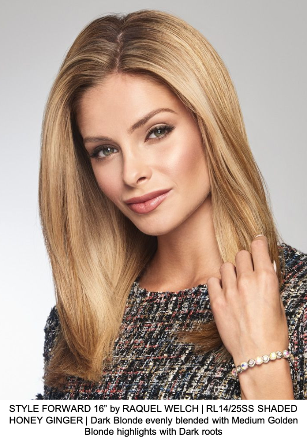 "STYLE FORWARD 16"" by RAQUEL WELCH 