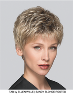 TAB by ELLEN WILLE | SANDY BLONDE ROOTED