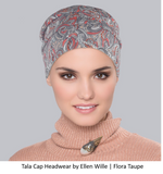 Tala Turban Accents Headwear