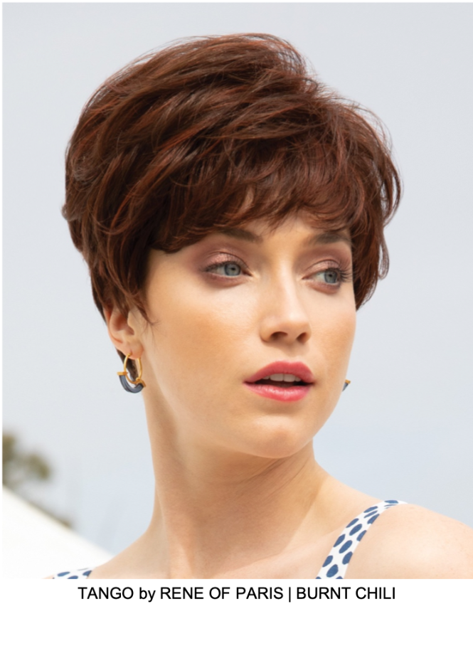 Tango HF Synthetic Wig (Basic Cap)