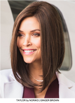 Taylor Synthetic Lace Front Wig (Mono Part)