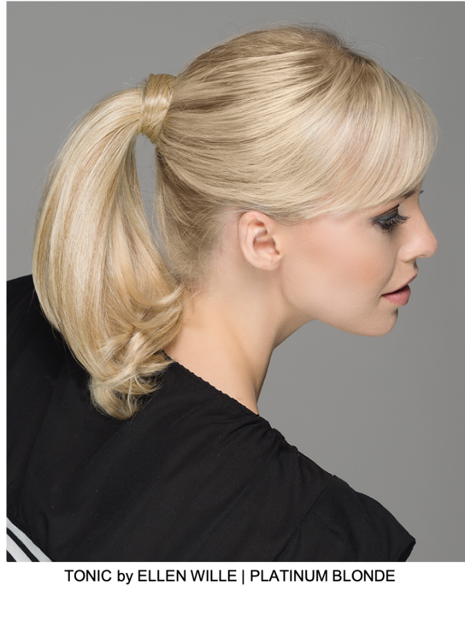 Tonic HF Synthetic Ponytail (Wrap-Around)