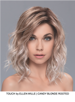 TOUCH by ELLEN WILLE | CANDY BLONDE ROOTED