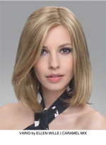 Vario Top Piece Human Hair/Synthetic Blend | DISCONTINUED