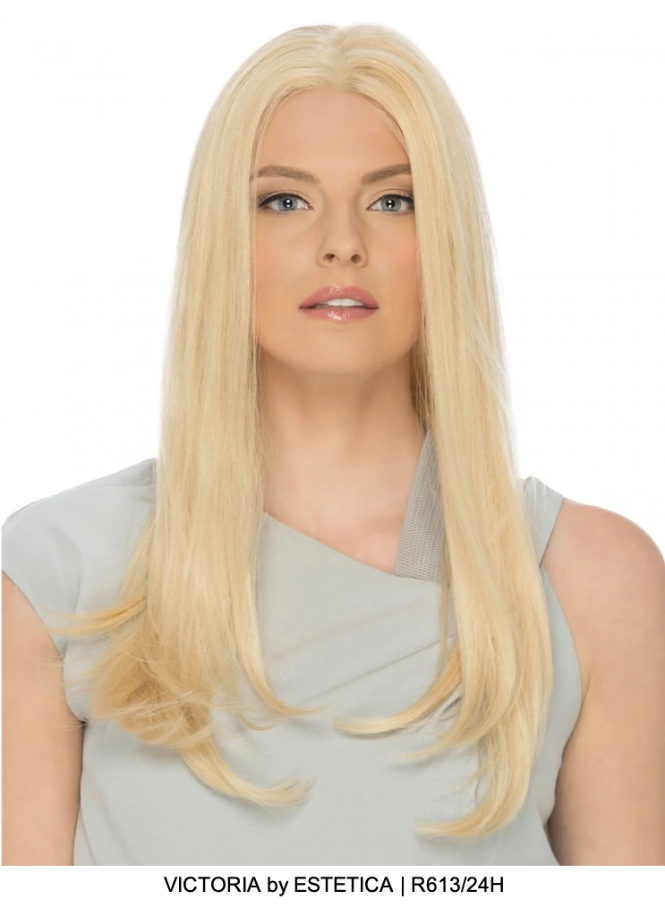 Victoria Remy Human Hair Full Lace Front Wig (Mono Top)