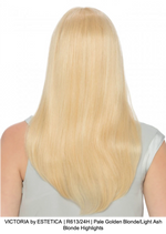 VICTORIA by ESTETICA | R613/24H | Pale Golden Blonde/Light Ash Blonde Highlights
