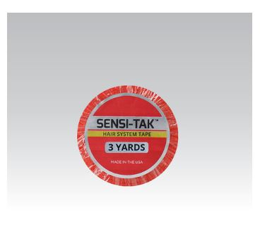 "Sensi-Tak 1"" x 3"" Tape Roll by Walker Tape Co"