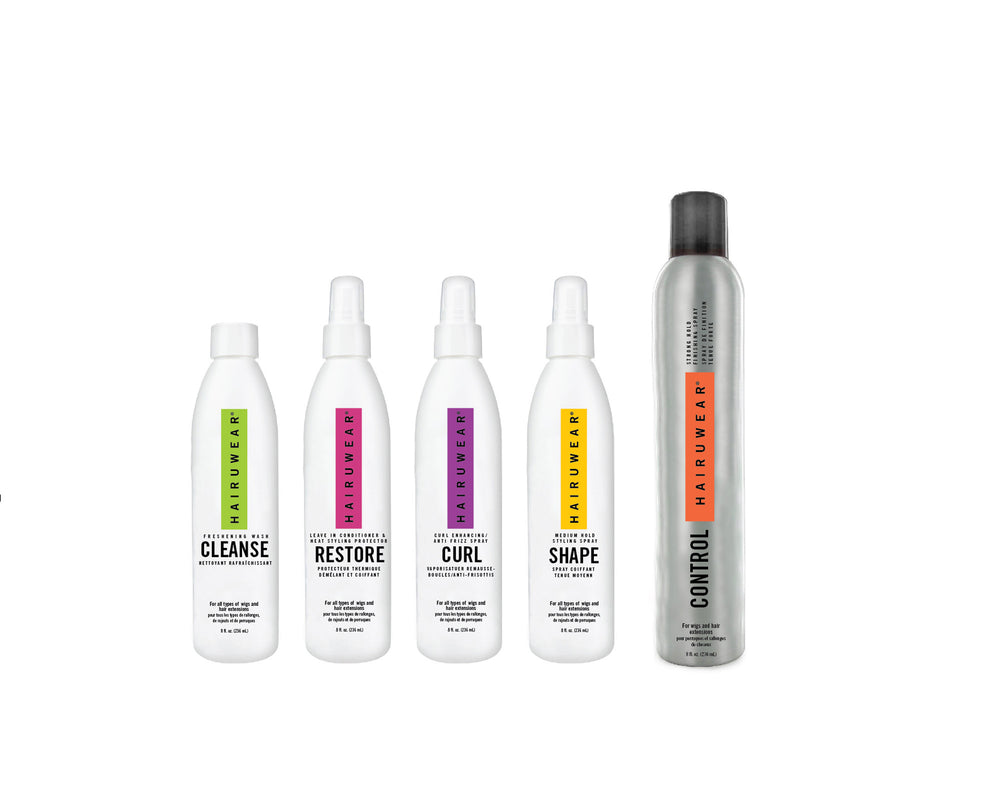 Essential Large Care Kit by Hair U Wear