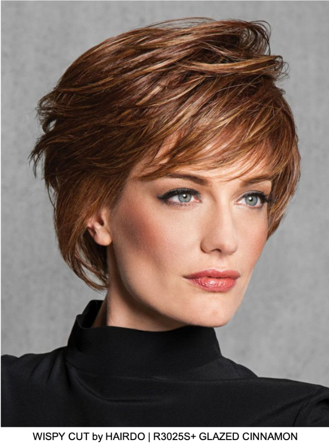 WISPY CUT by HAIRDO | R3025S+ GLAZED CINNAMON