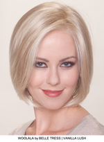 Woolala Synthetic Lace Front Wig