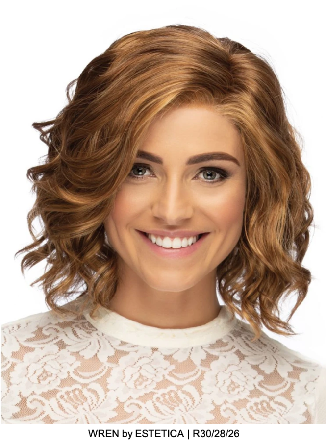 Wren Synthetic Lace Front Wig