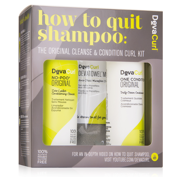How To Quit Shampoo
