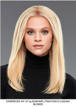 "EASIPIECES HH 12"" by EASIHAIR 