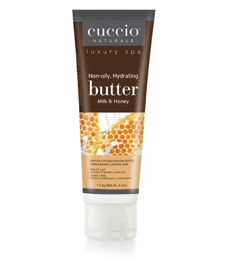 Milk & Honey Butter Blend by Cuccio Naturale 4oz