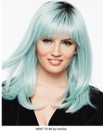 Mint To Be HF Synthetic Wig (Mono Top)