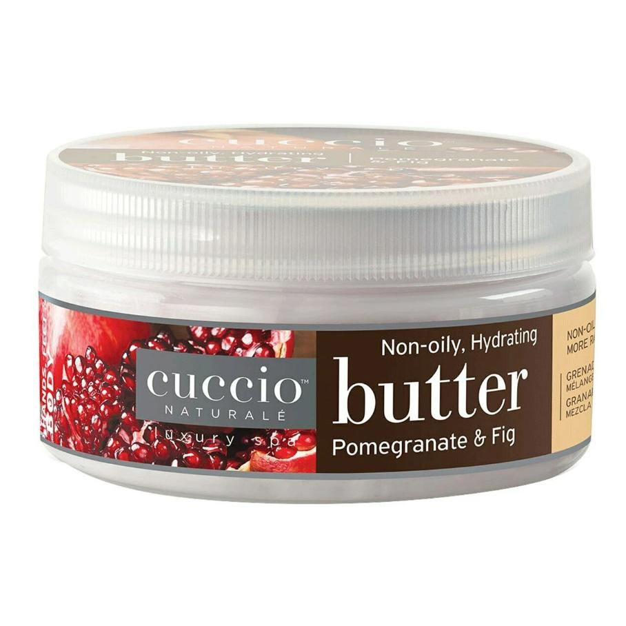 Pomegtranate & Fig Butter Blend Cuccio Naturale, 8oz
