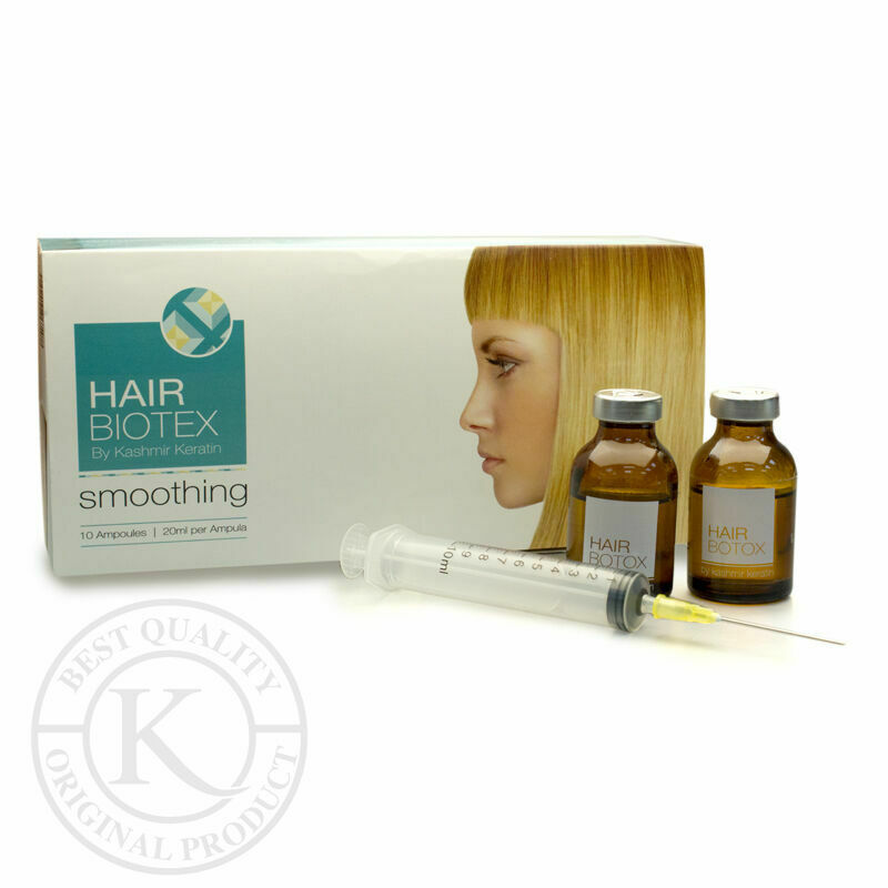 Hair Biotex Ampules