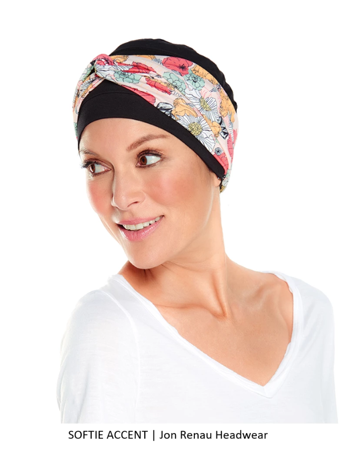 The Softie Accent Turban