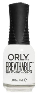 Barely There Breathable Nail Lacquer, 0.6floz