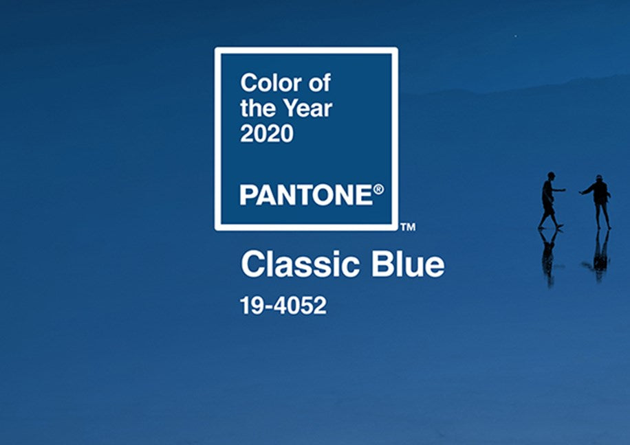 Pantone's Colour of the year has finally dropped!