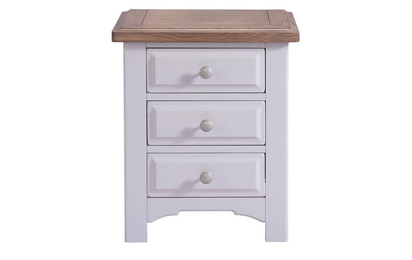 Chiltern 3 Drawer Bedside