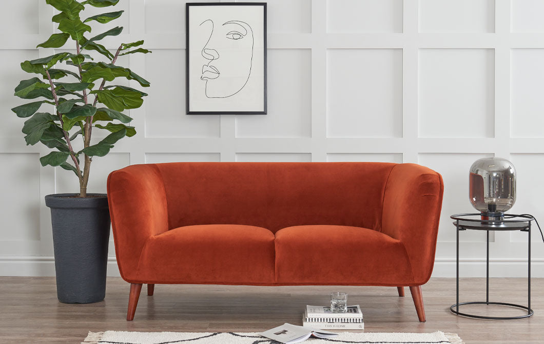 Abode Charm 2 Seater Sofa