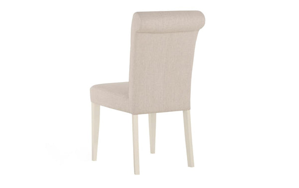 Dieppe Pale Oak Upholstered Chair