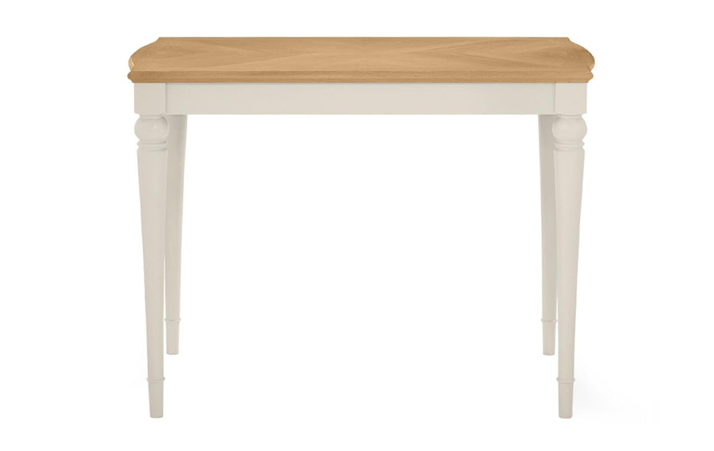 Dieppe Pale Oak Bar Table