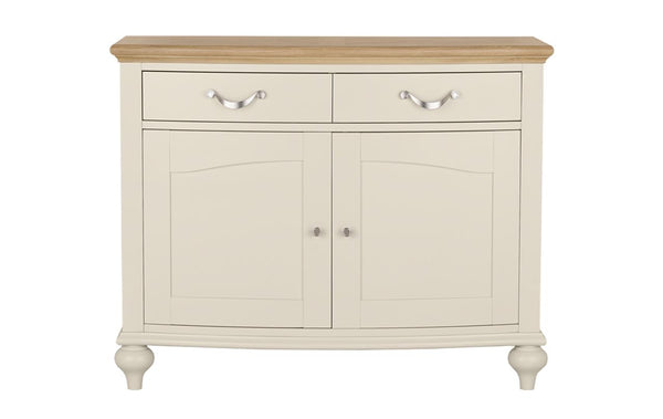 Dieppe Pale Oak Narrow Sideboard
