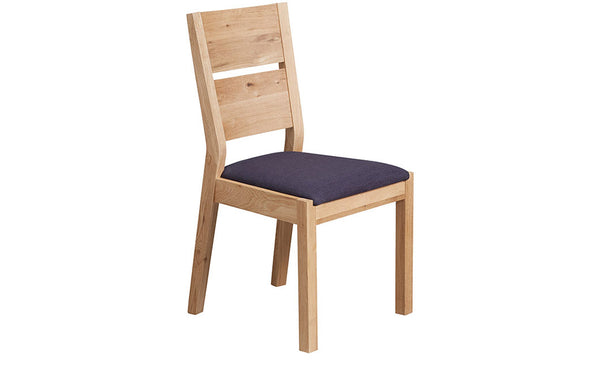 Rochester Dining Chair With Fabric Seat