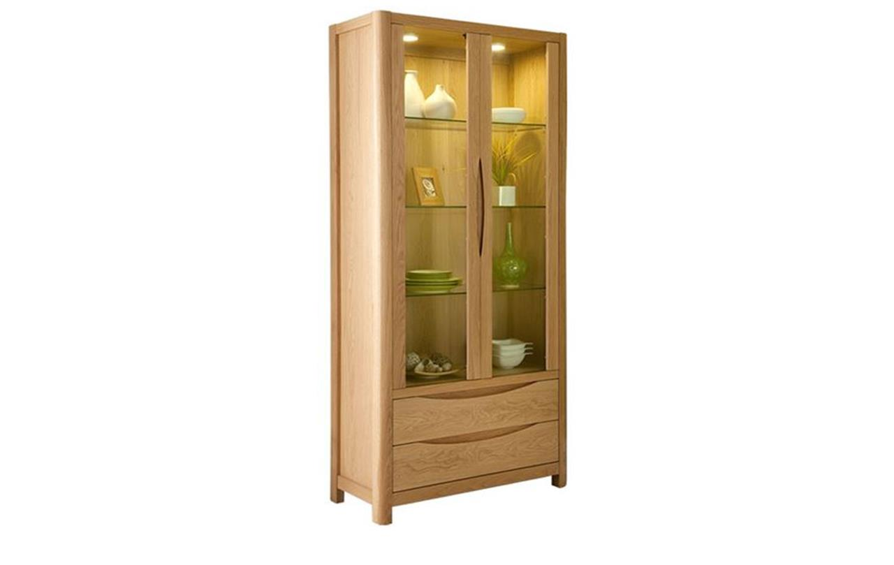 Gothenburg Tall Display Cabinet