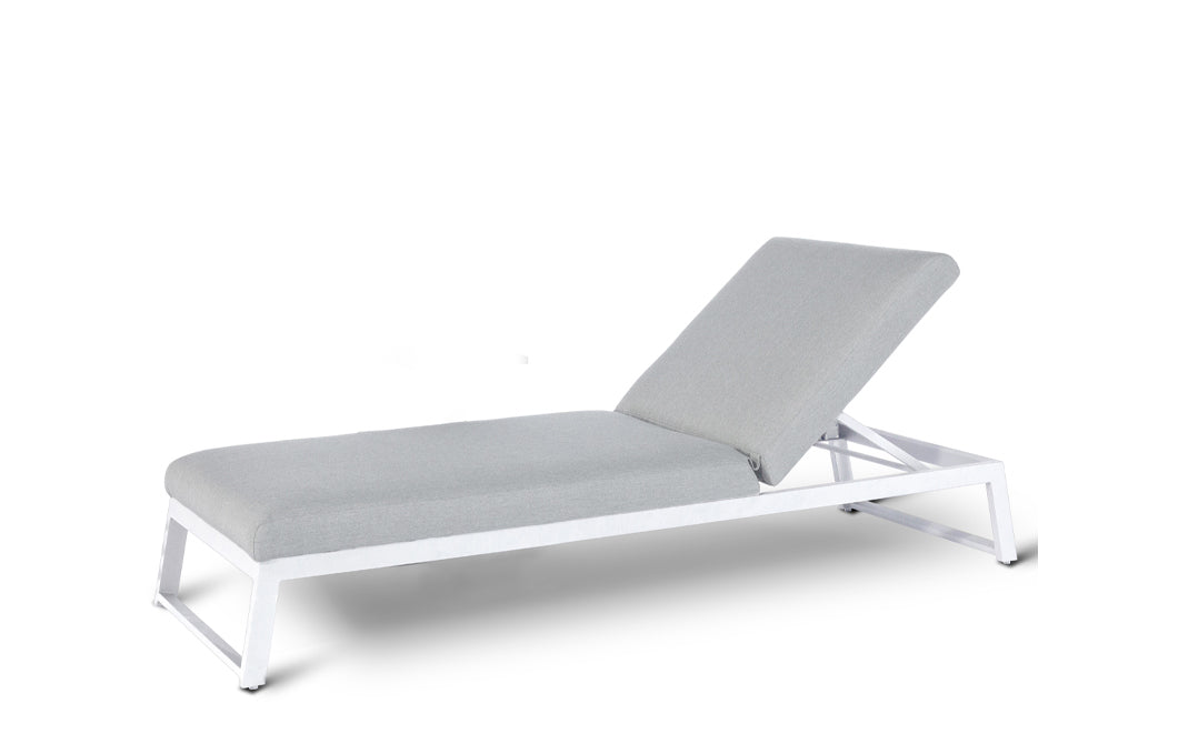Joy Lead Chine Sunlounger