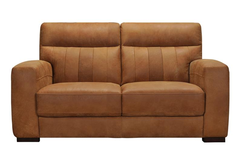 front image of lorenzo two seater sofa