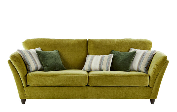 Leo 3 Seater Traditional Back Sofa
