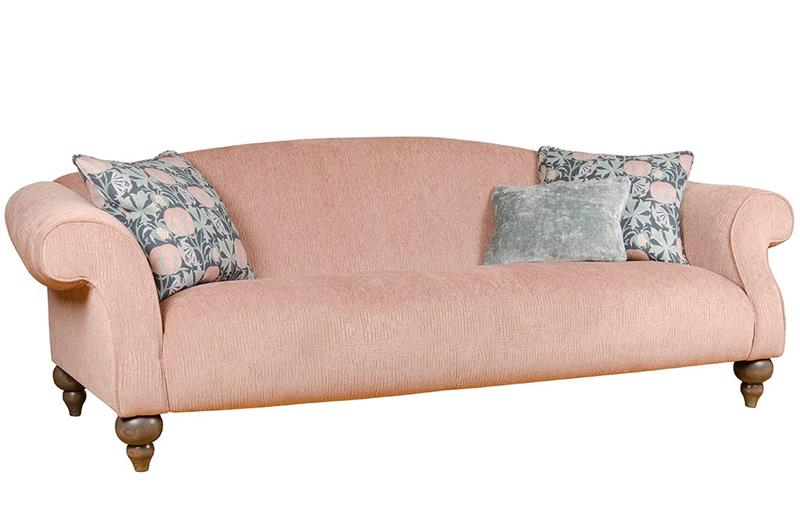 Spink & Edgar Harlow Grand Sofa