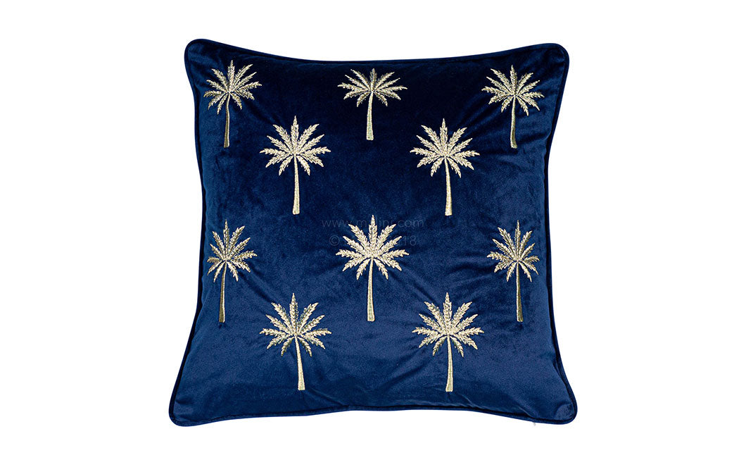 Miami Navy Cushion