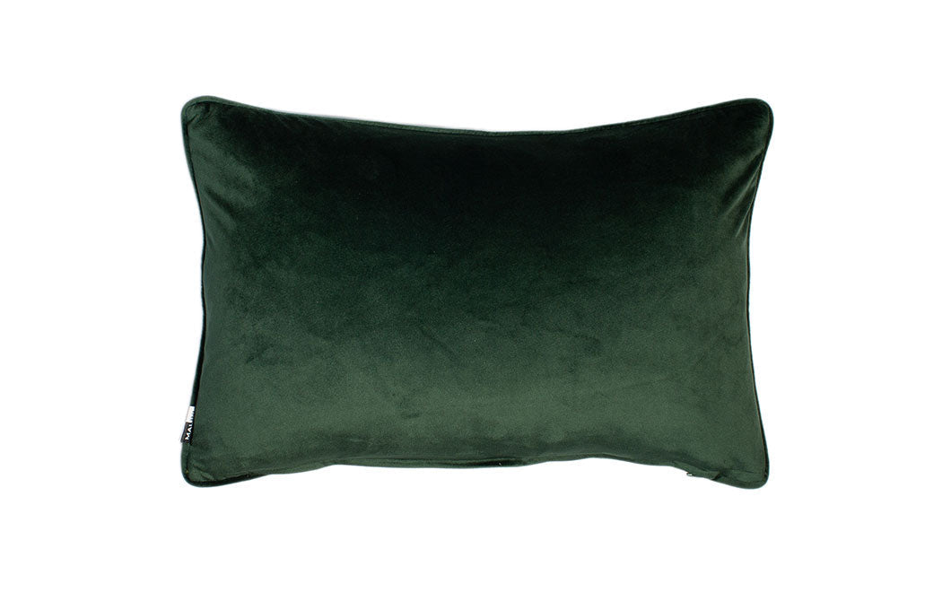 Luxe Green Cushion