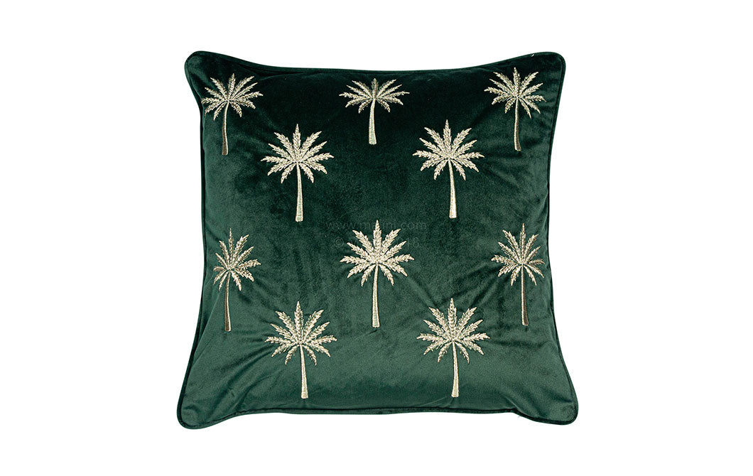Miami Green Cushion