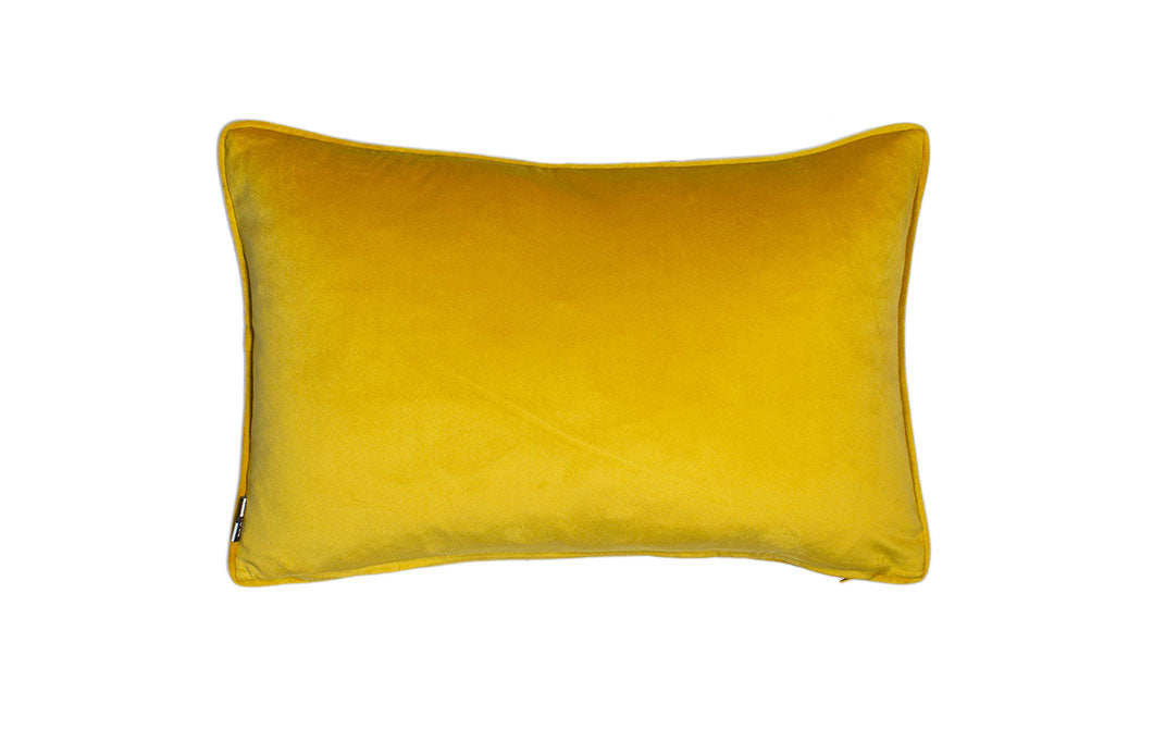 Luxe Mustard Cushion
