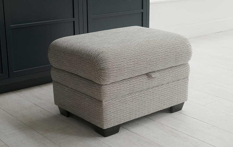 Parker Knoll Albany Storage Footstool